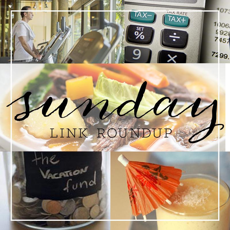 Sunday Link Round Up 4