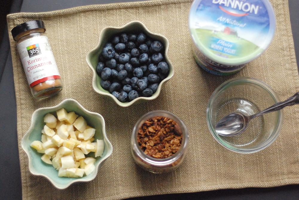 yogurt table