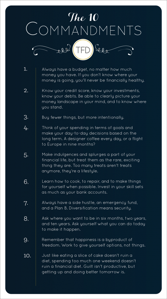 an analysis of ten commandments Honor thy father and mother the purpose and meaning of the fifth commandment of the ten commandments how do the ten commandments affect our lives.