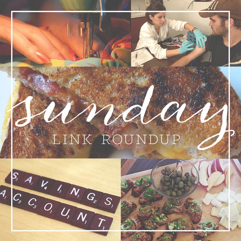 Sunday Link Round Up 12