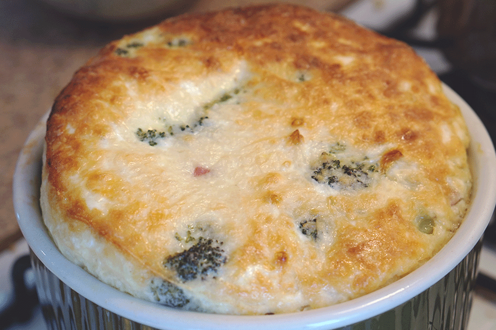 quiche-out-of-oven