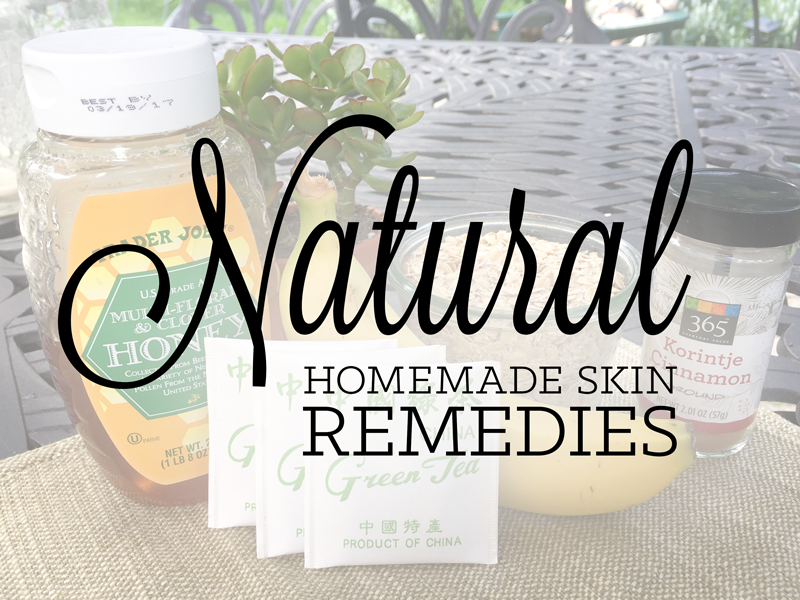 Natural-homemade-skin-remedies