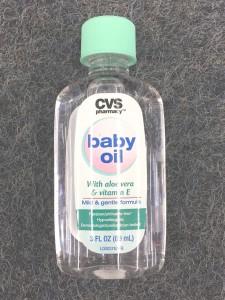 Baby-oil