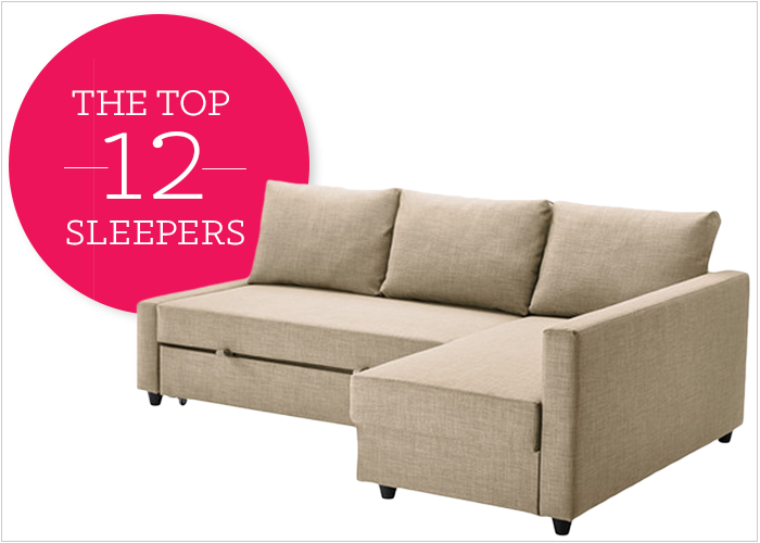 12 Affordable And Chic Sleeper Sofas For Small Living Spaces