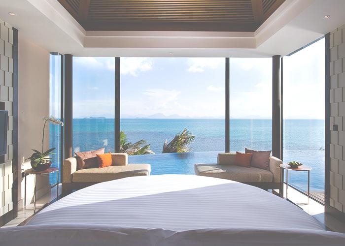 resort-bed