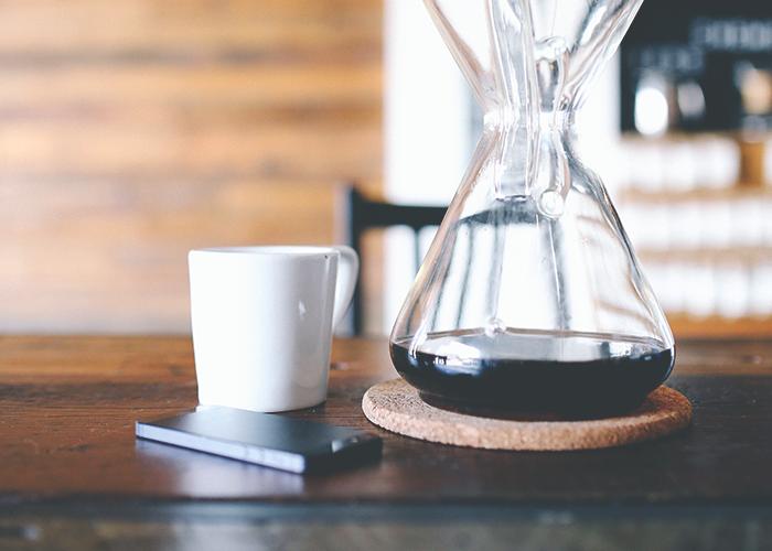 coffee-on-counter