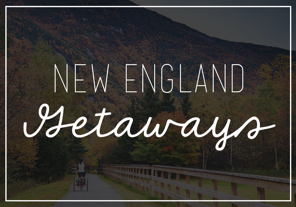 10 best affordable weekend getaways new england Cheap weekend vacations in the south