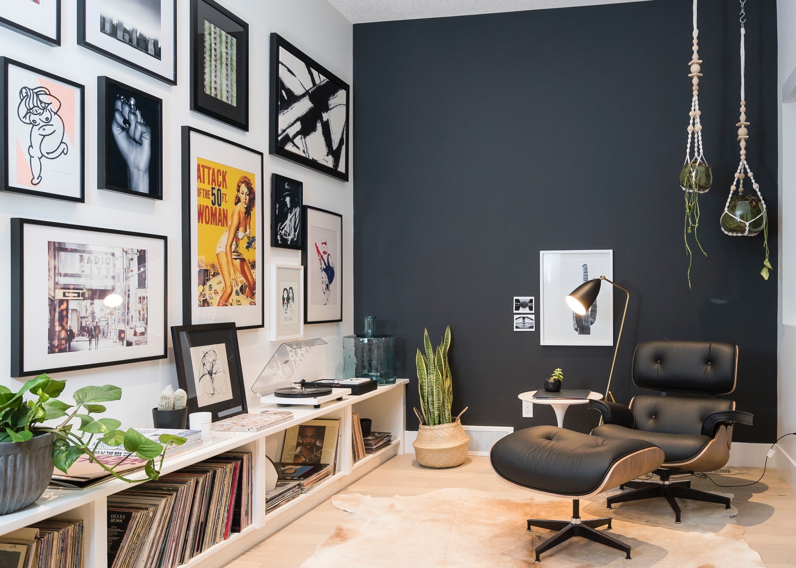 Easy-As-Hell Home Décor: How To Make A Gallery Wall For ...